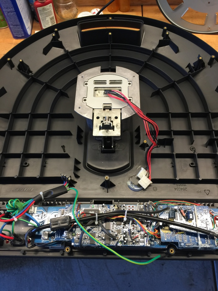 Bose L1 Tower PA Repair | lensprojects