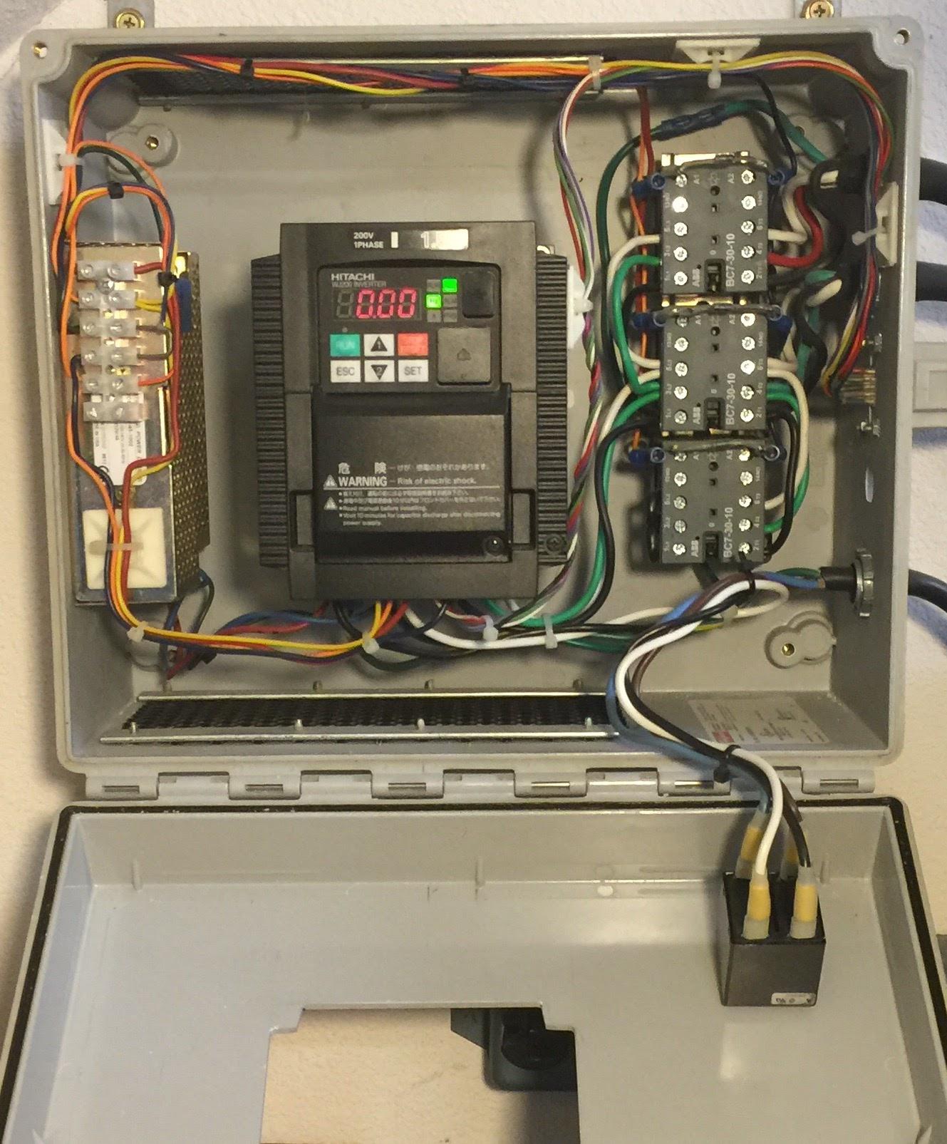 milling machine wiring wiring diagrams page A CNC Machine